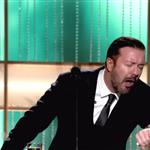 Ricky Gervais the Golden Globes 2011 76798