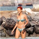 Rihanna in Hawaii 68301