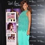 Rihanna in green to launch her fragrance in London  92384
