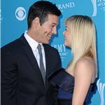 LeAnn Rimes and Eddie Cibrian at the ACM Awards  59092