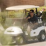 LeAnn Rimes and Eddie Cibrian step out together as a couple to play golf 45242