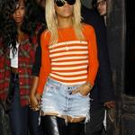 Rihanna at Roxbury night club in Hollywood, California 104788