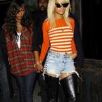 Rihanna at Roxbury night club in Hollywood, California 104790