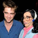 Robert Pattinson and Katy Perry at the 2010 Teen Choice Awards 124417