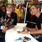 Rob Lowe signs autographs at Comic-Con 90600