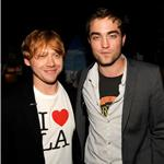 Rupert Grint Robert Pattinson at Teen Choice Awards 2011 91496