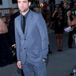 Robert Pattinson at the New York screening of Cosmopolis 123297