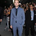 Robert Pattinson at the New York screening of Cosmopolis 123310