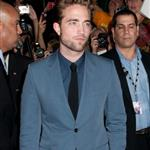 Robert Pattinson at the New York screening of Cosmopolis 123312