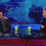 Robert Pattinson on The Daily Show with Jon Stewart  123322