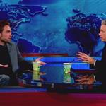 Robert Pattinson on The Daily Show with Jon Stewart  123323