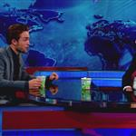 Robert Pattinson on The Daily Show with Jon Stewart  123324