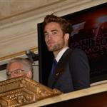 Robert Pattinson at The New York Stock Exchange   123330