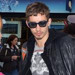 Robert Sheehan out in Dublin with his mother 114123