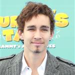 Robert Sheehan at London premiere of A Turtle's Tale 
