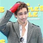 Robert Sheehan at London premiere of A Turtle's Tale  81820