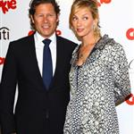 Uma Thurman and Arpad Busson at the 3rd Annual Smart Cookie Awards last April 51858