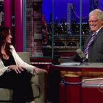 Julia Roberts takes over on Letterman August 2010 66613