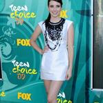 Emma Roberts at the Teen Choice Awards 2009 44436