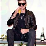 Robin Thicke in Miami to promote his upcoming album 'Sex Therapy' 50383