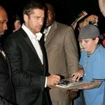 Gerard Butler at RocknRolla premiere and afterparty at TIFF 24379
