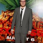 Seth Rogen at the premiere of Pineapple Express 23119