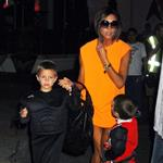 Victoria Beckham celebrates son Romeo's birthday with Heidi Klum Geri Halliwell and Gavin Rossdale 24372