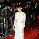 Rooney Mara at The Girl With The Dragon Tattoo World Premiere in London 100407