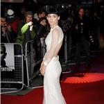Rooney Mara at The Girl With The Dragon Tattoo World Premiere in London 100409