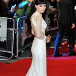 Rooney Mara at The Girl With The Dragon Tattoo World Premiere in London 100413