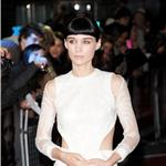 Rooney Mara at The Girl With The Dragon Tattoo World Premiere in London 100415