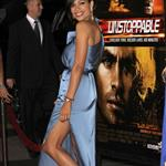 Rosario Dawson at the Los Angeles premiere Of Unstoppable 71817
