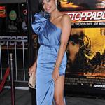 Rosario Dawson at the Los Angeles premiere Of Unstoppable 71826