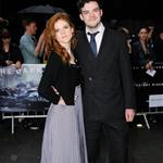 Rose Leslie and a date at the European premiere of The Dark Knight Rises 124219