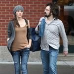 Emmy Rossum and Adam Duritz shopping in Soho 50559