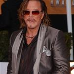 Mickey Rourke has his hands down his pants at the SAG Awards 31266
