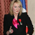 JK Rowling honoured in France 31966