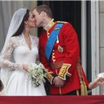 Remembering Will and Kate kissing at the Royal Wedding  112737
