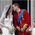 Remembering Will and Kate kissing at the Royal Wedding  112741