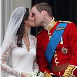 Remembering Will and Kate kissing at the Royal Wedding  112742