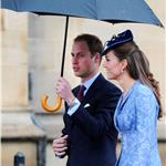 Prince William and Catherine at Prince Philip's 90th birthday service 87348