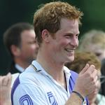 Princes William and Harry at a charity polo match yesterday  122537