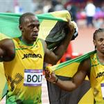 Usain Bolt wins gold at the 2012 Summer Olympics 122545