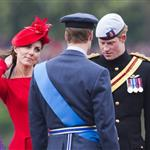 Prince Harry, Prince William and Catherine, Duchess of Cambridge on The Queen's Diamond Jubilee River Pageant Flotilla 116311