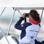 Kate checks out sailing without Will 122582