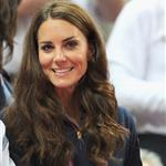 Kate watches Gymnastics at North Greenwich Arena 122601
