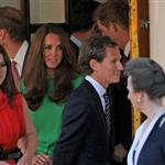 Prince William and Catherine with Prince Harry at Zara Phillips wedding 90972