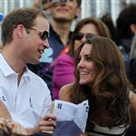 Prince William, Duke of Cambridge, Catherine, Duchess of Cambridge and Prince Harry watch the Show Jumping Equestrian event on Day 4 of the London 2012 Olympic Games 122070