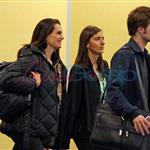 Robert Pattinson arrives back in Vancouver on same flight as Brooke Shields 37667