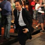 Mark Ruffalo on the set of Now You See Me in New Orleans 104819